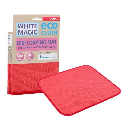 Drying Mat Coral