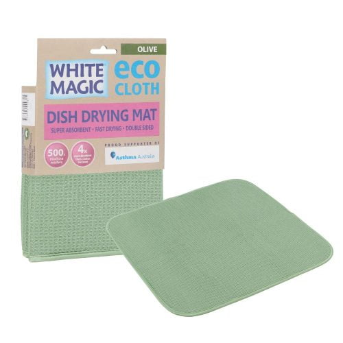 Drying Mat Olive