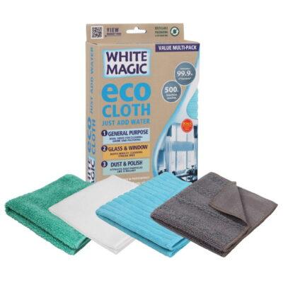Eco CLoth Value Pack with Bonus Cloth