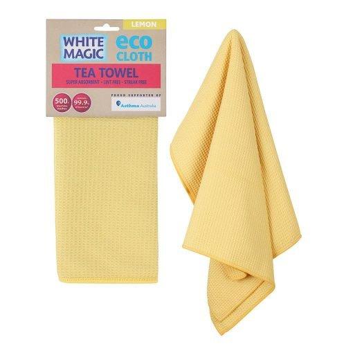 Tea Towel Lemon