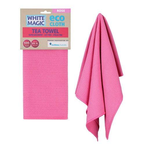 Tea Towel Rose