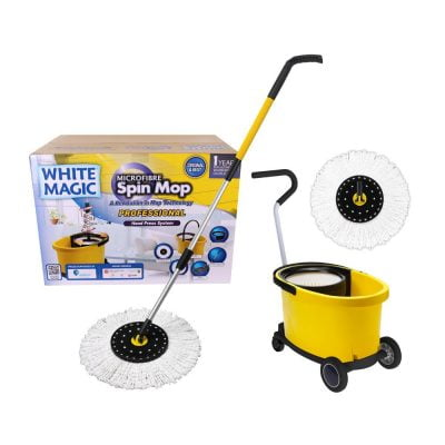 Professional Spin Mop Set