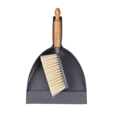 Eco Basics Dustpan and Brush