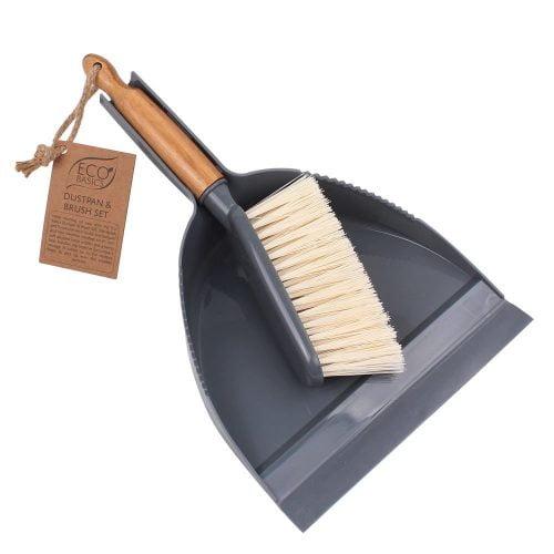 Eco Basics Dustpan and Brush