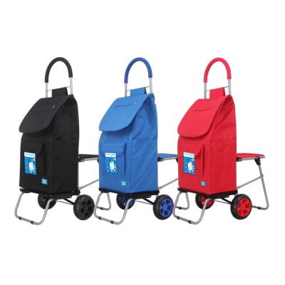 Handy Trolley Seat 3 Colour