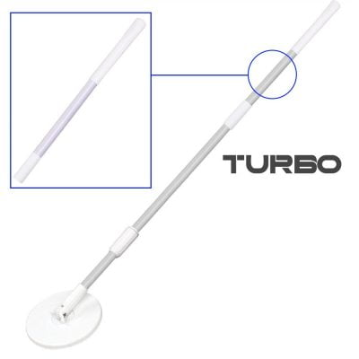 Turbo Spin Mop Third Section