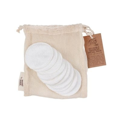 Bamboo Reusable Facial Pad