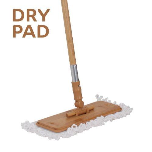 Bamboo Wet & Dry Mop
