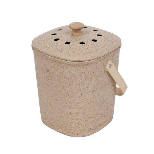 Compost Kitchen Waste Bin Granite
