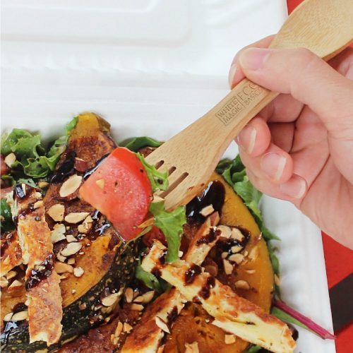 Reusable Bamboo Spork